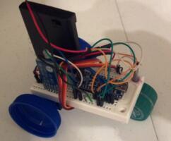 UgBot - Bluetooth / Arduino Differential Wheeled Robot